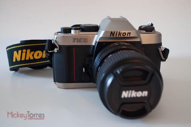 The Nikon FM10